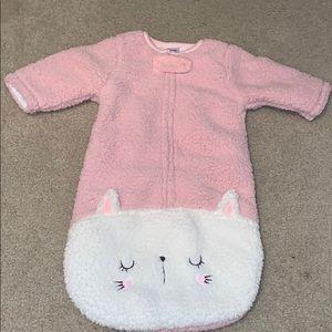 Other - NWOT Pink sleep sack for babies